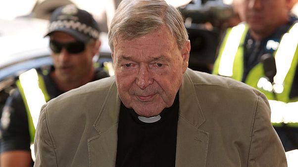 Missbrauchsvorwürfe: Kardinal bei Anhörung vor Gericht