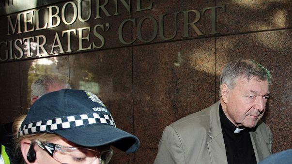 Кардинал Пелл предстал перед судом