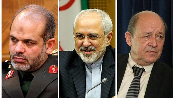 واکنش تهران به تهدید فرانسه علیه برنامه موشکی ایران