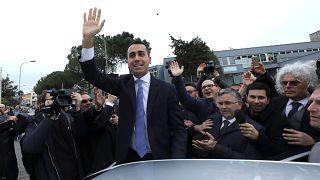 Πρώτο κόμμα στην Ιταλία το αντιευρωπαϊκό λαϊκιστικό Κίνημα Πέντε Αστέρων
