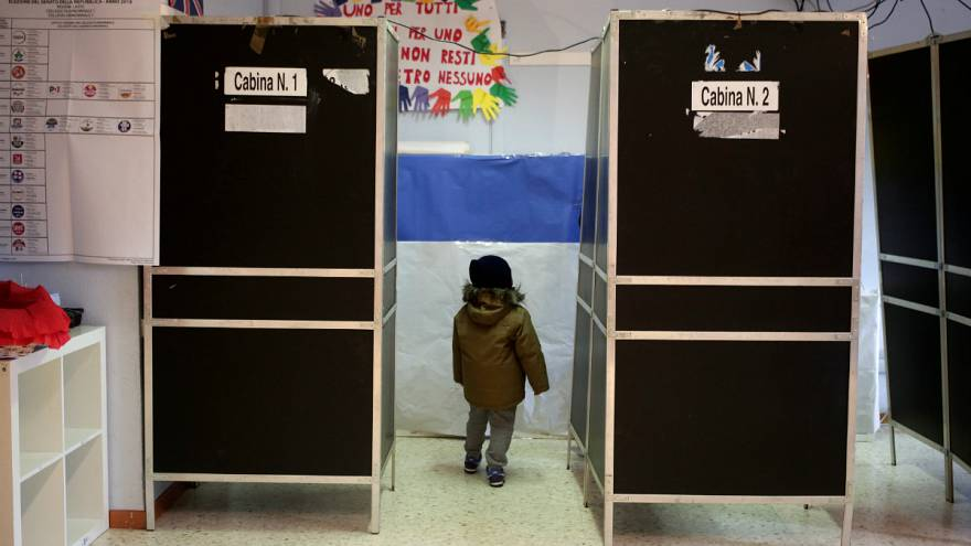 پنج نکته کلیدی درباره نتایج انتخابات پارلمان ایتالیا