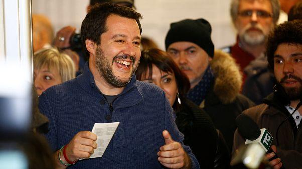 """Italien: Großer Wahlerfolg für die """"Lega"""""""