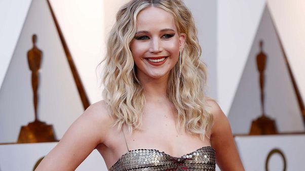 Gold, weiß, nude - die 5 schönsten Kleider der Oscar-Verleihung