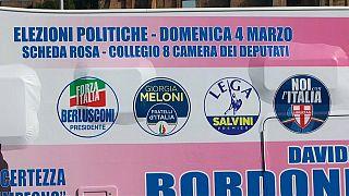 El centroderecha italiano se prepara para gobernar