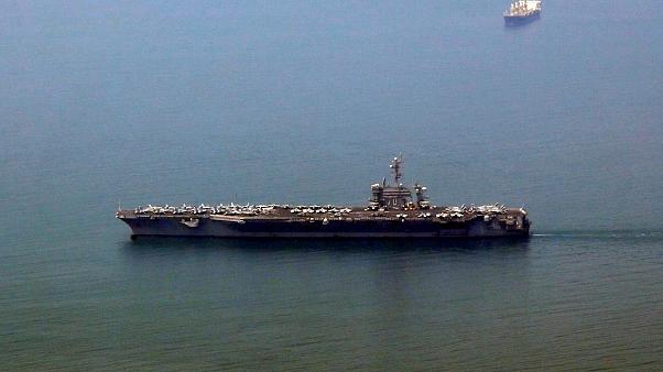 Vietnam: US aircraft carrier makes historic visit