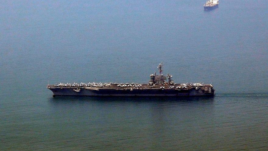 Vietnam: US aircraft carrier makes historic visit