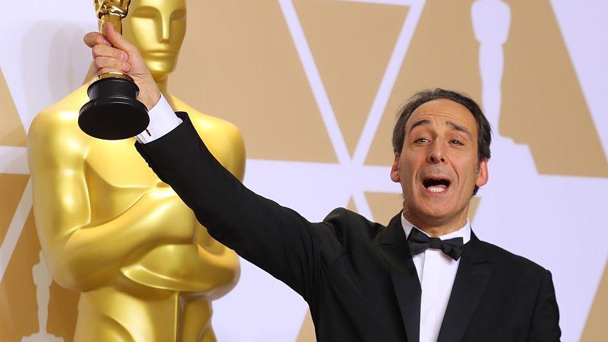 Oscars : et de 2 pour le musicien français Alexandre Desplat!