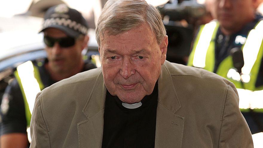 Scandale sexuel : audience décisive pour le numéro 3 du Vatican