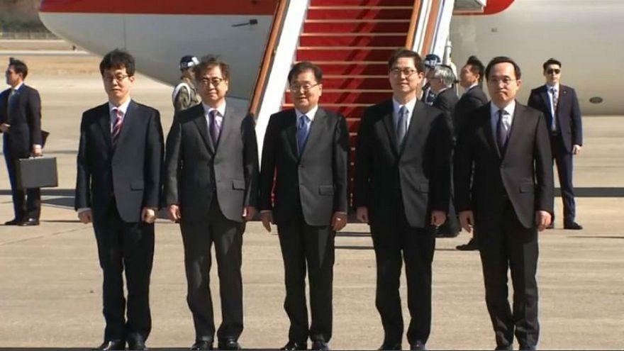 South Korea and North Korea to talk