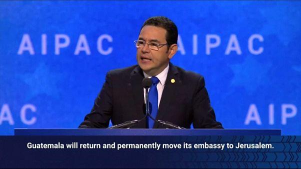 Guatemala anuncia la apertura en mayo de su embajada en Jerusalén