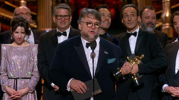 """Oscarverleihung 2018: Vier Oscars für """"Shape Of Water"""""""