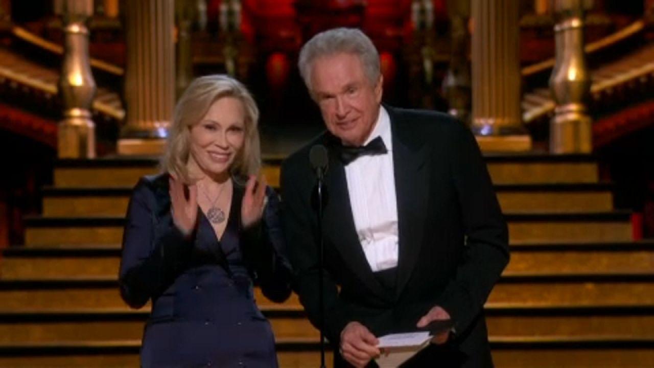 Az Oscar-gála emlékezetes pillanatai