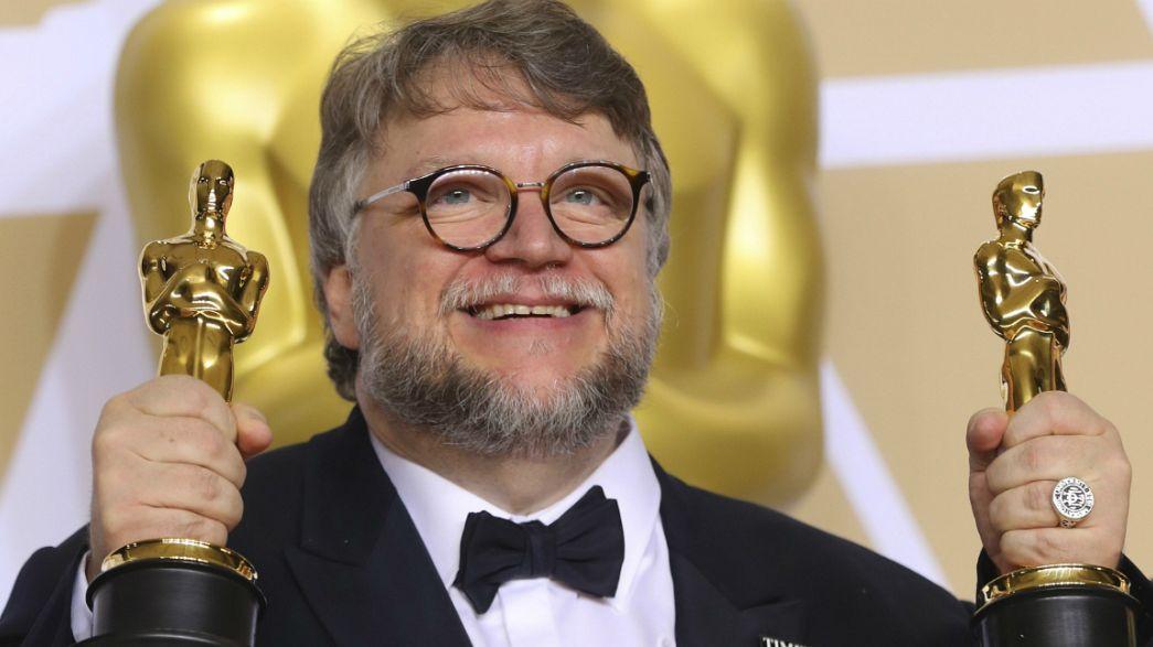 """Oscars2018: """"A Forma da Água"""" é o grande vencedor"""