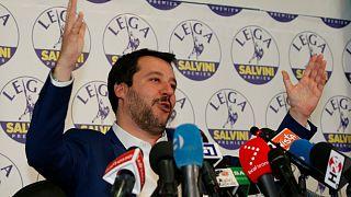 Ματέο Σαλβίνι: «Εμείς πρέπει να κυβερνήσουμε την Ιταλία»