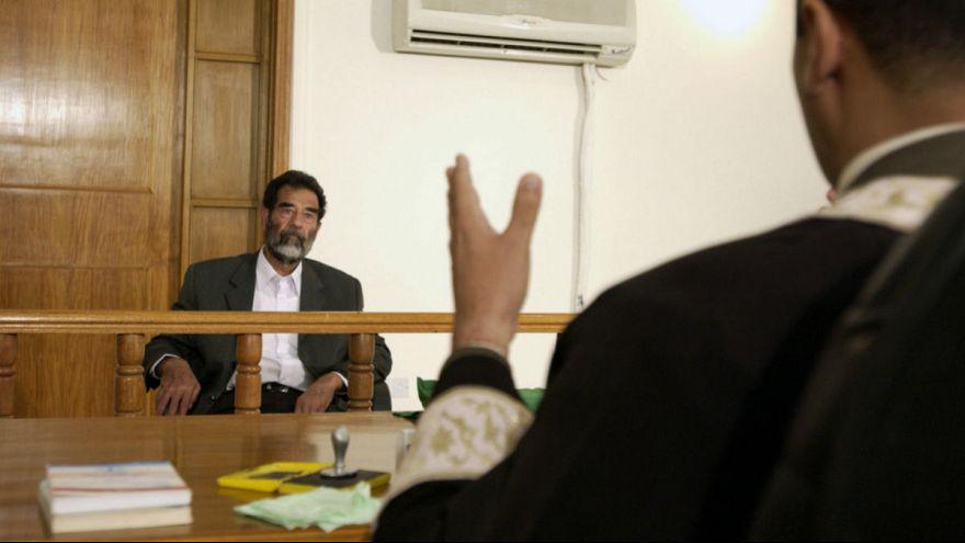 مصادره رسمی اموال صدام حسین و اعضای رژیم بعث
