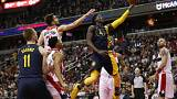 NBA: Washingtonban nyert az Indiana