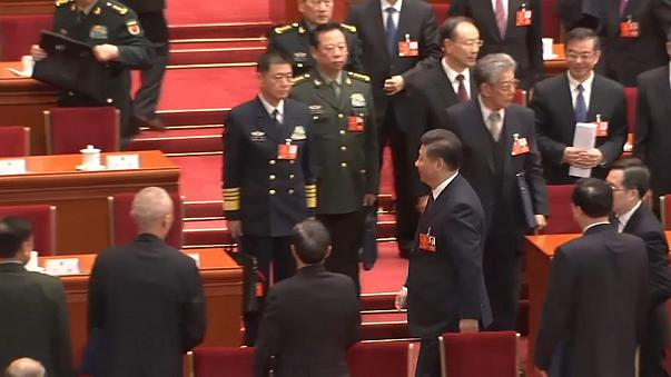 Chinese Parliament meets to politically immortalise Xi
