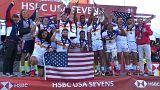 Rugby à VII : le triomphe américain