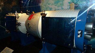 Chinese Shenzhou 5 spacecraft