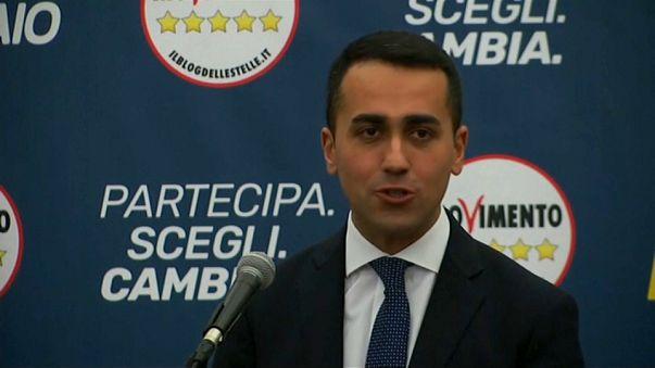 Di Maio llama a negociar para formar gobierno