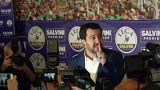 """Lega-Chef Salvini: """"Wir haben das Recht und die Pflicht zu regieren"""""""