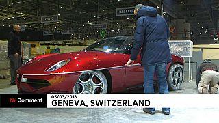 88-й Женевский международный автосалон