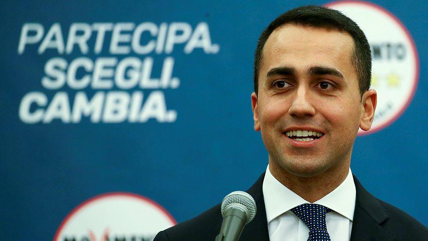Luigi Di Maio: Koalisyona açığız