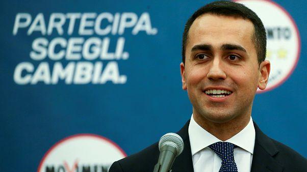 Ντι Μάιο: «Θα δώσουμε στην Ιταλία μια κυβέρνηση»