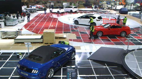 Todo listo para el Salón del Automóvil de Ginebra 2018