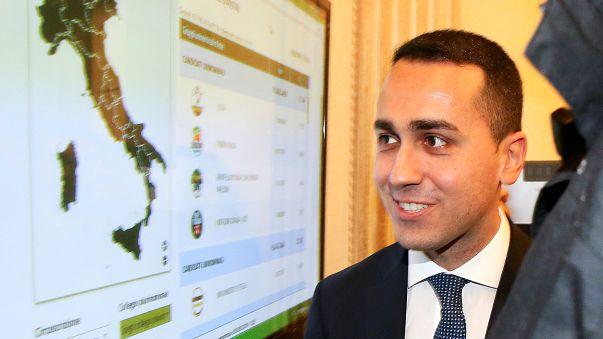 """Di Maio: """"Sentiamo la responsabilità di dare un governo all'Italia"""""""
