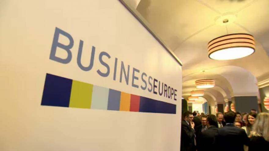 Fórum BusinessEurope em Bruxelas