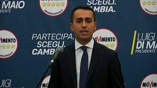 Italy: 'Five Star' open to talks after election success