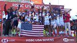 EE.UU. gana el Circuito Mundial de Rugby a Siete
