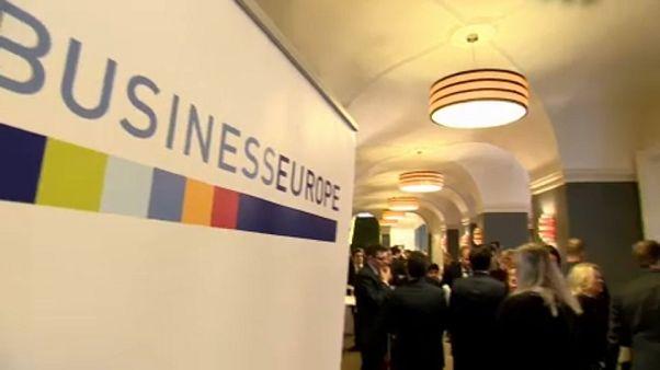 Foro de la patronal europea Business Europe celebra su 60 aniversario