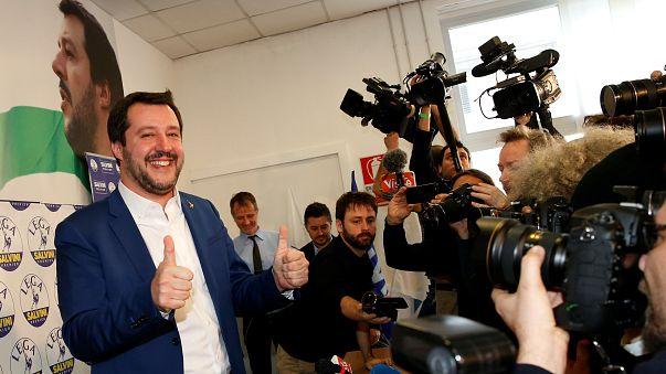 Salvini quer liderar governo