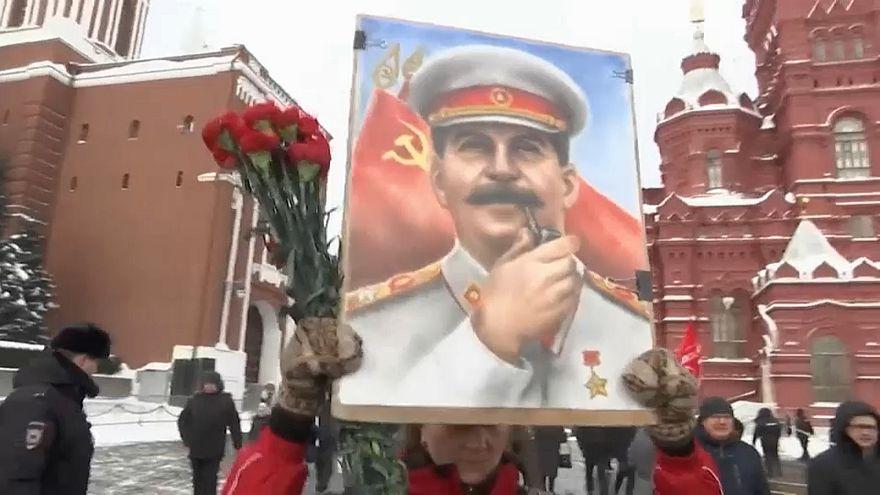 КПРФ отметила 65-летие смерти Сталина
