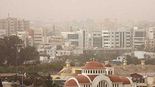 Ανησυχία για την σκόνη στην Κύπρο - Τι συμβουλεύουν οι γιατροί