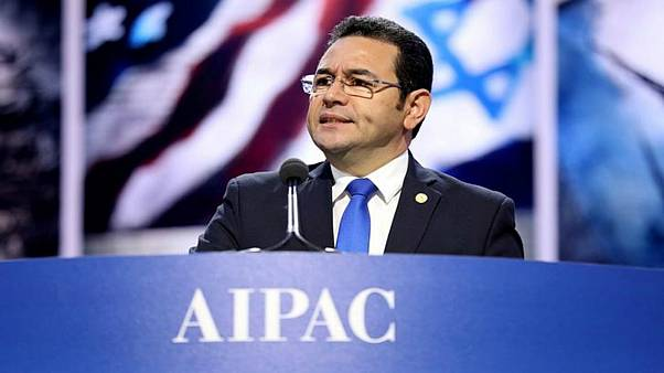 غواتيمالا تتفقد مواقع لنقل سفارتها إلى القدس والجامعة العربية تحذر