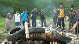 شاهد: العثور على نمر سومطرة مقتول ومُعلق في إندونيسيا