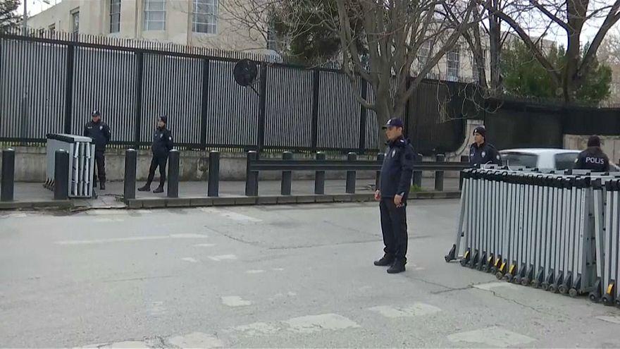 US-Botschaft in Ankara wegen möglicher Terrorbedrohung geschlossen
