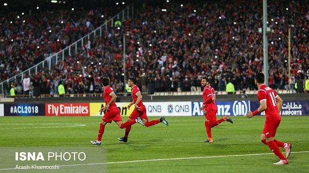 لیگ قهرمانان آسیا؛ پرسپولیس با پیروزی برابر الوصل به صدر جدول رسید