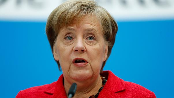 Angela Merkel looks set for a fourth term as German Chancellor