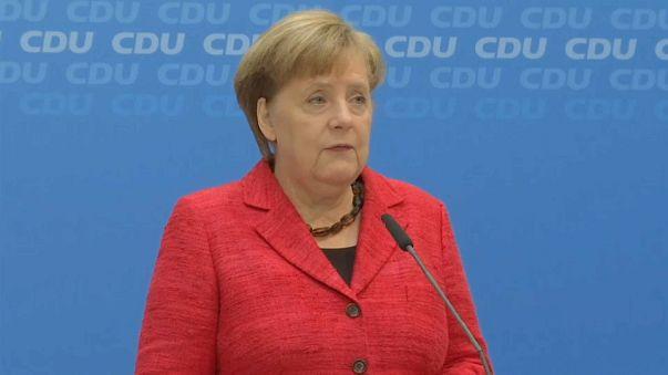 Merkel ya es candidata oficial a canciller para un cuarto mandato