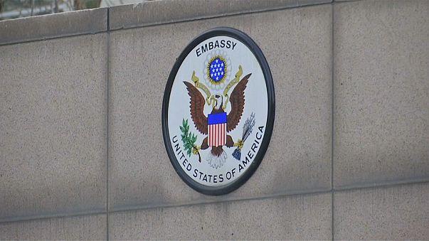 ABD Büyükelçiliğinde güvenlik alarmı: 4 gözaltı