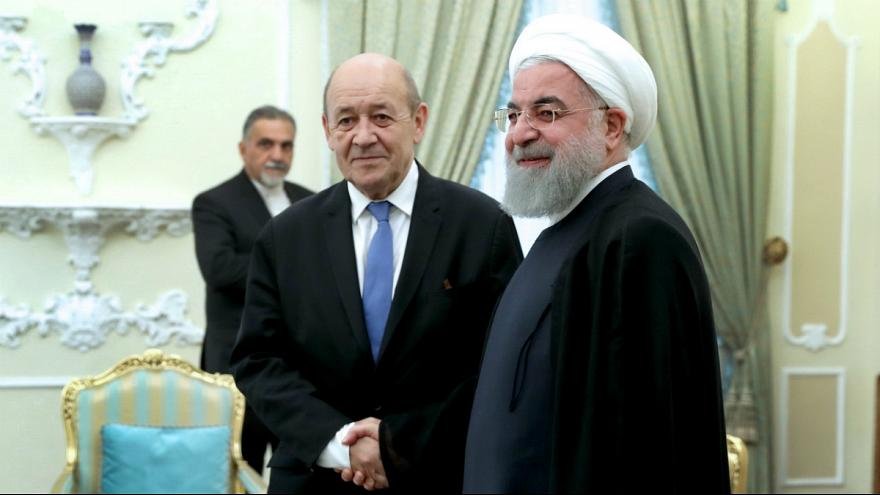 فرانسه: حل برنامه موشکی و نفوذ منطقهای ایران زمان و کار زیاد میبرد