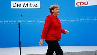 """Merkel: """"Gyorsan nekilátunk a munkának"""""""