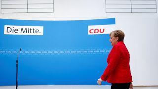 Ангела Меркель в шаге от четвертого срока