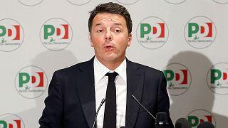 Législatives en Italie : Matteo Renzi abandonne la direction du Parti démocrate