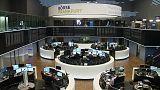 Las bolsas europeas responden con ligeras subidas a la incertidumbre italiana