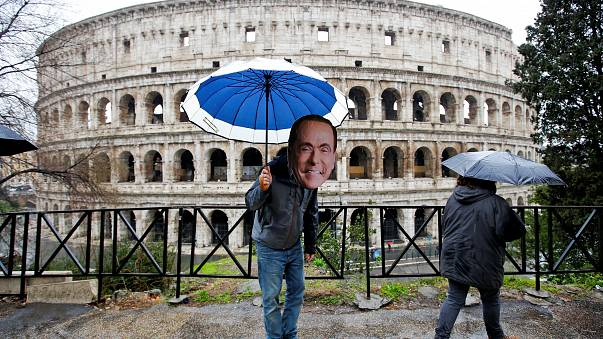 Itália rendida aos partidos eurocéticos